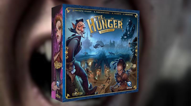 the hunger meniac boardgames news