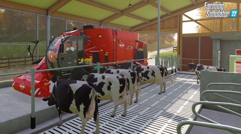 Farming Simulator 22 gameplay meniac news 1