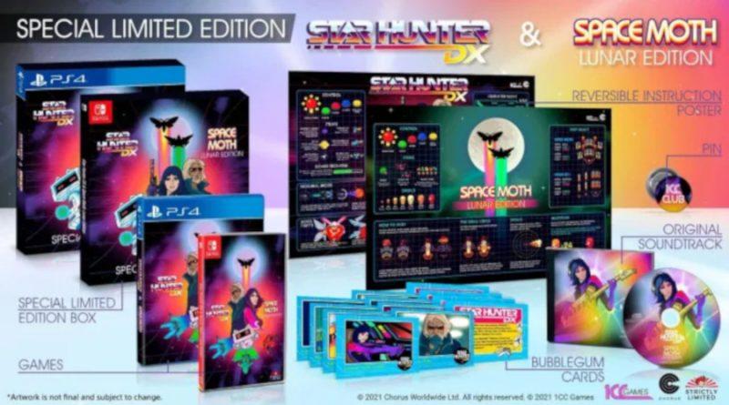 Star Hunter DX e Space Moth Lunar Edition meniac news 3