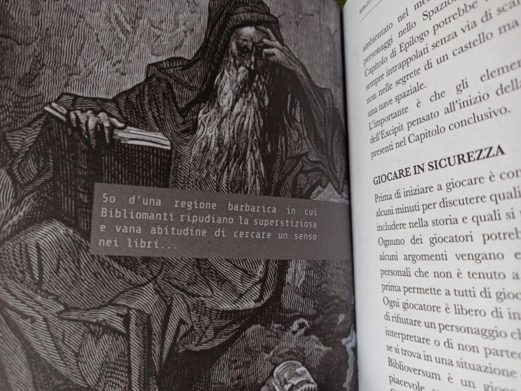 biblioversum meniac recensione 1