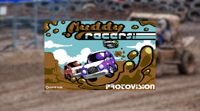 muddy racers commodore 64 meniac news