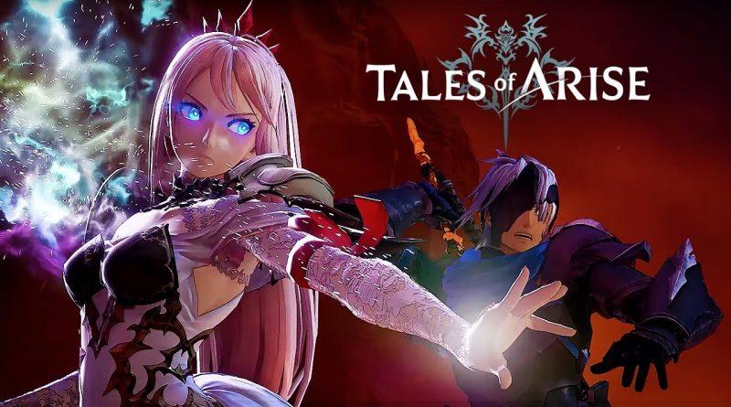 tales of arise meniac news dev diary
