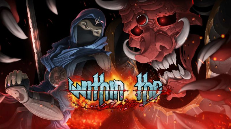 within the blade meniac recensione cover