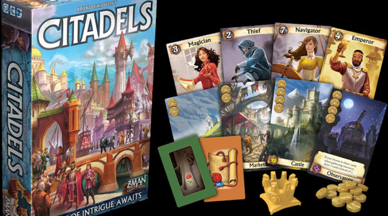 Citadels revisited edition meniac news cover