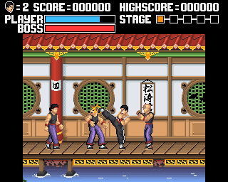 Kung Fu Remaster amiga news meniac