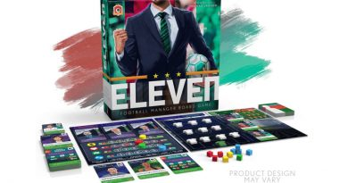 eleven football manager boardgame meniac news cover