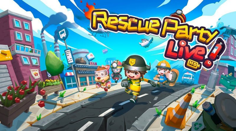 rescue-party-live-meniac-news