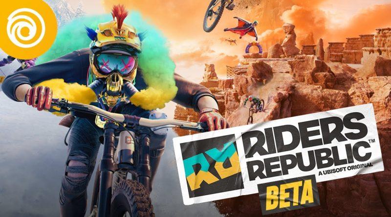 riders republic beta meniac news
