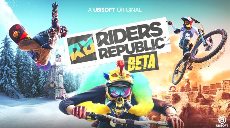 riders republic beta meniac recensione