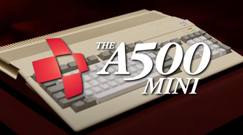theA500 mini meniac news
