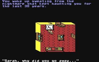 time of silence c64 game meniac news 2