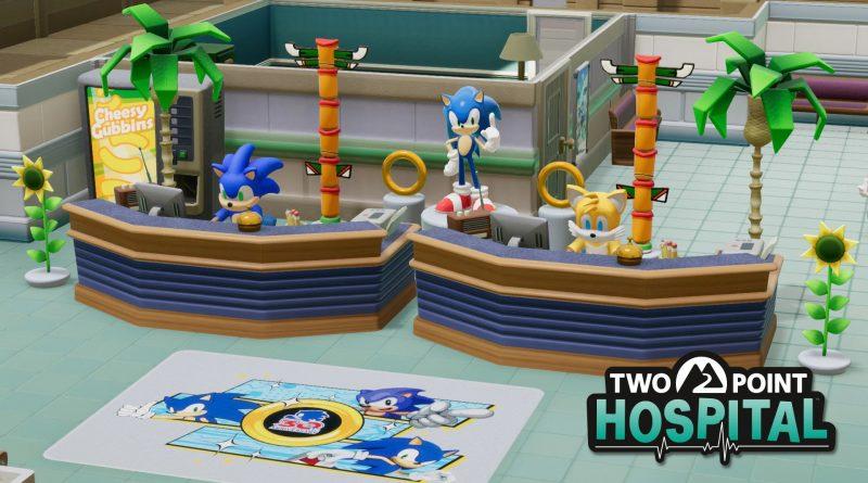 two-point-hospital-sonic-crossover-meniac news 1