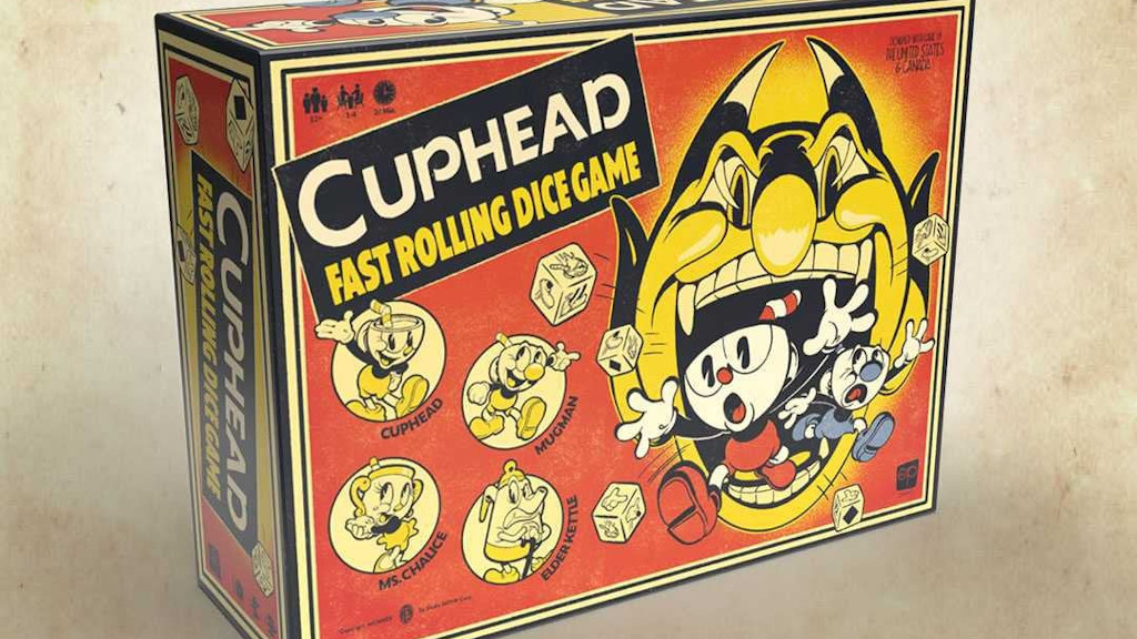 Cuphead Fast Rolling Dice Game meniac news cover