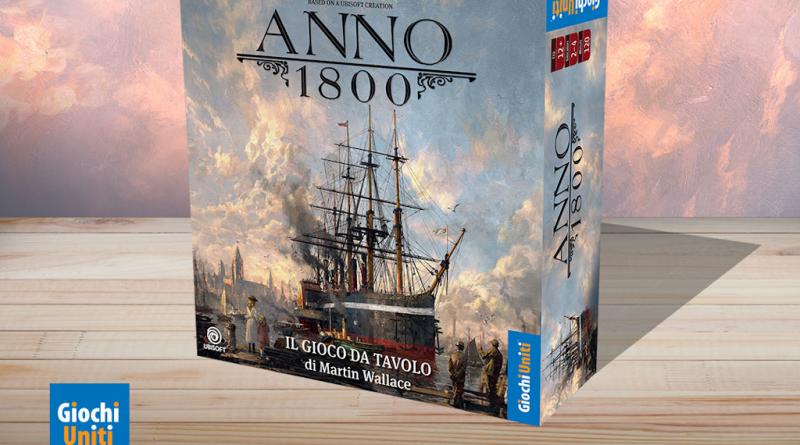 anno 1800 boardgame italiano meniac news 1
