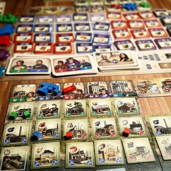 anno 1800 boardgame italiano meniac news 3
