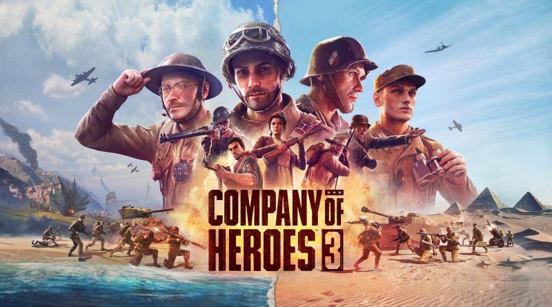 company of heroes 3 development meniac news