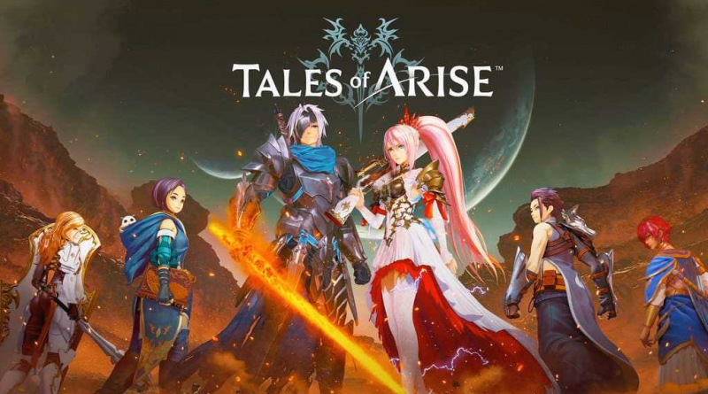 tales of arise nuovo trailer meniac news