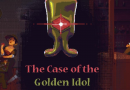 the case of the golden idol meniac news demo