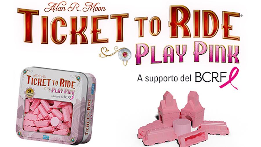 ticket to ride play pink meniac news