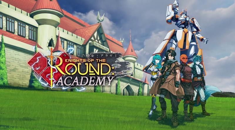 Knights of the Round Academy RPG Meniac news