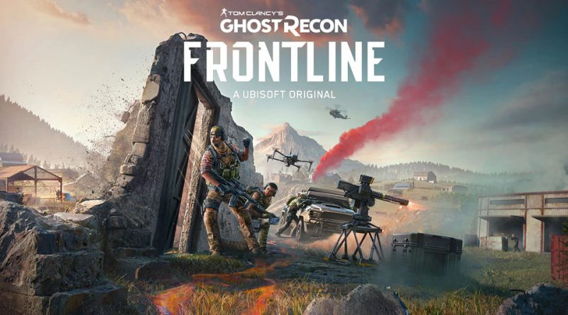 ghost recon frontline meniac news