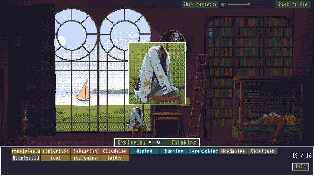 the case of the golden idol preview demo meniac recensione 4